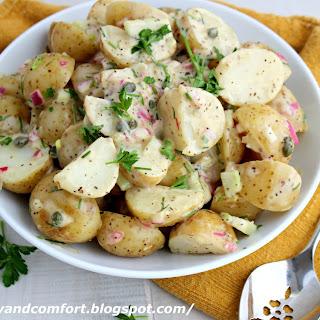 Lemon Chive Potato Salad Recipes