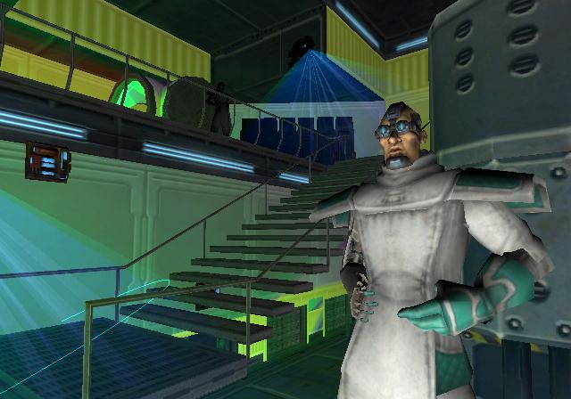 E3 2004: Starcraft: Ghost