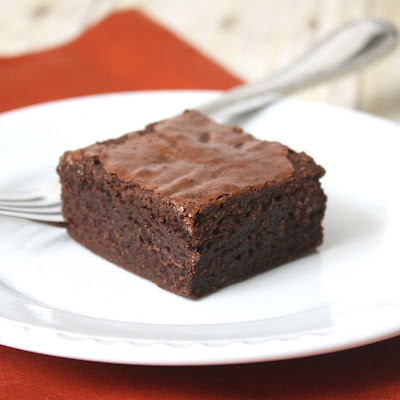 Triple-Chocolate Espresso Brownies