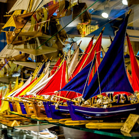 Ship Shop by Sanjeev Goyal - Artistic Objects Toys ( get, set, run, and, go, colorful, mood factory, vibrant, happiness, January, moods, emotions, inspiration )