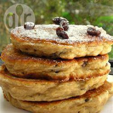 Apple Sultana Breakfast Cakes