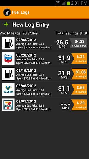 免費下載交通運輸APP|Fuel Finder app開箱文|APP開箱王