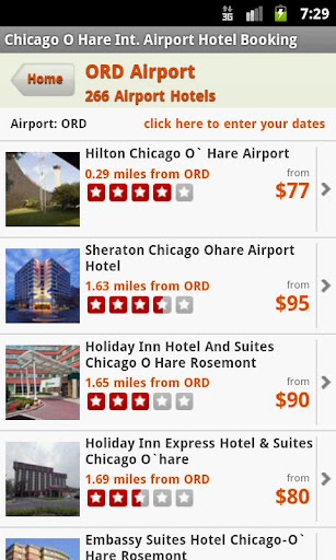 Hotels Near O'Hare Airport