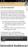 Screenshot of Learn HTML - CSS - JS (new)