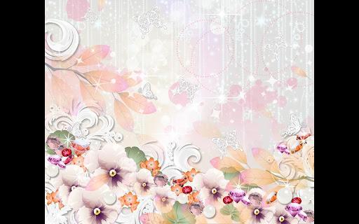 [キラ姫専用テーマ]Dreamy Garden