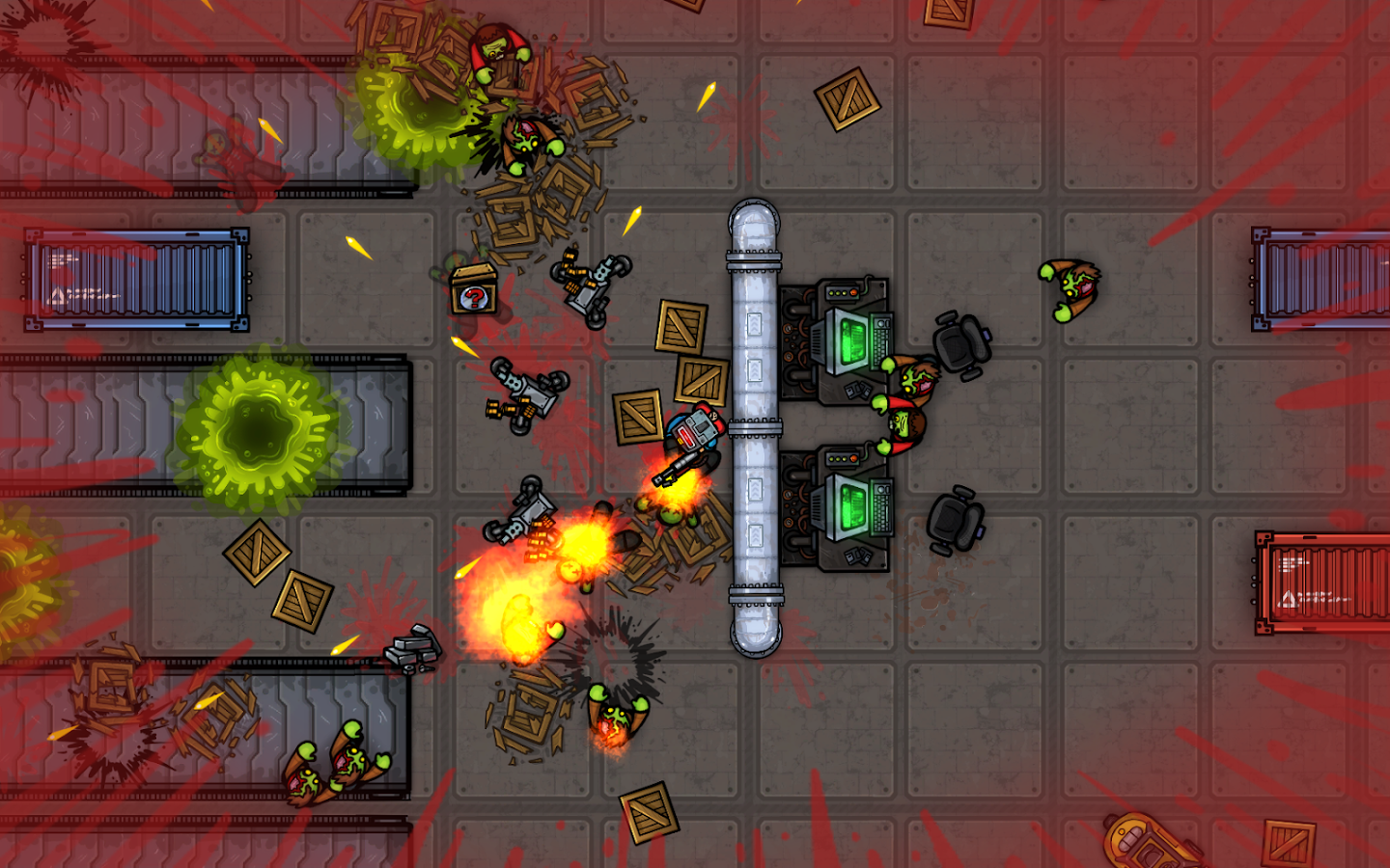 Zombie Scrapper Screenshot 4