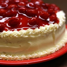 Cherry Cool Whip Cake