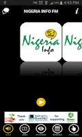 Screenshot of Nigeria Info FM