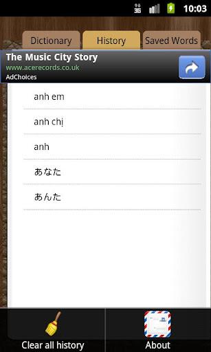 免費下載書籍APP|Dictionary Japanese Vietnamese app開箱文|APP開箱王