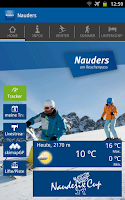 Screenshot of Nauders