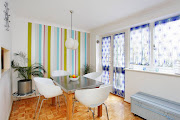 Colourful One-bedroom apartment with garden in Shoreditch
