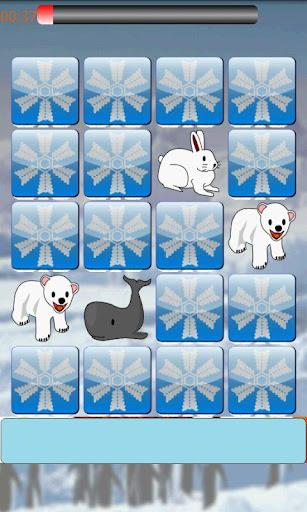 玩免費解謎APP|下載神経衰弱(北極) app不用錢|硬是要APP