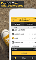 Screenshot of MyCheck - Split check & bill
