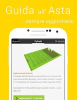 Screenshot of Guida Asta Fantacalcio 2014-15
