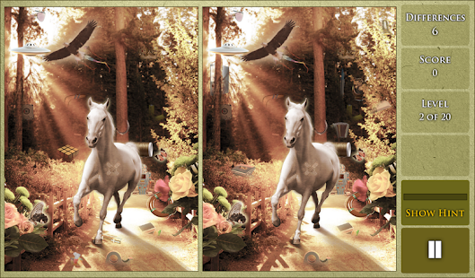 Hidden Difference - Mares - screenshot
