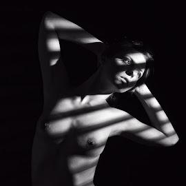 Awaking by Laci Erdős - Nudes & Boudoir Artistic Nude (  )