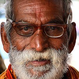Ram Rakha by Rakesh Syal - People Portraits of Men
