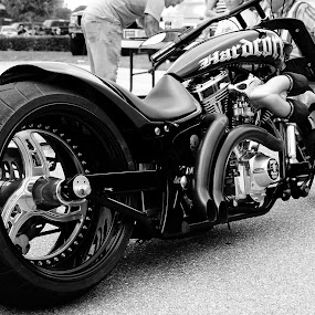 by Sandra Cannon - Transportation Motorcycles