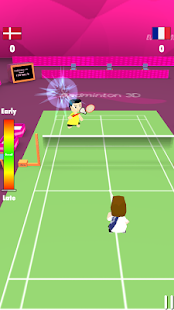 Badminton Smash 3D- screenshot thumbnail