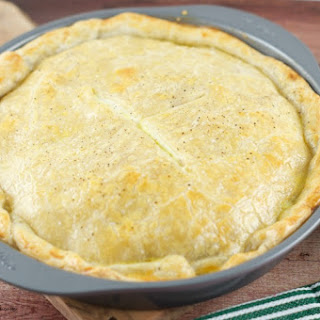 Chicken Ricotta Pie