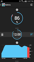 Screenshot of Battery (Save & monitor)
