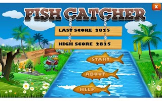 Screenshot of Fish Catcher