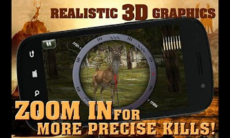 Screenshot of DEER HUNTER CHALLENGE
