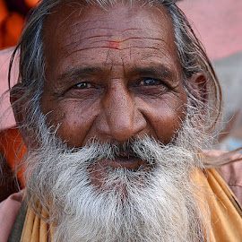 Jogi Baba by Rakesh Syal - People Portraits of Men (  )
