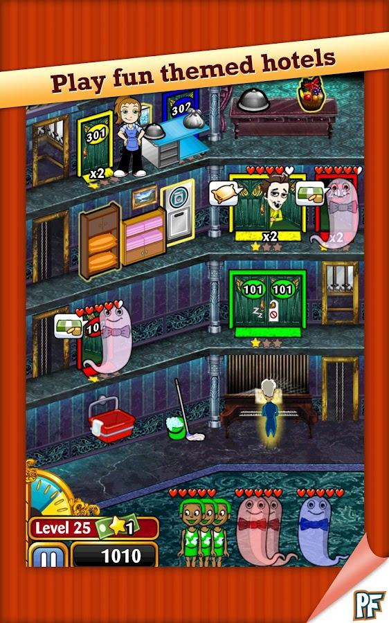 Hotel Dash Deluxe Screenshot 5