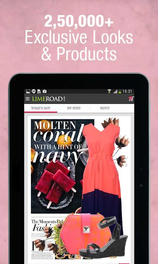 LimeRoad - Online Shopping Screenshot 12