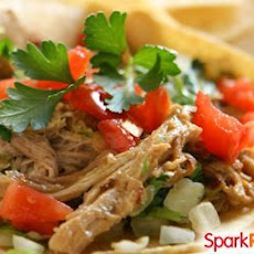 Slow-Cooker Salsa Chicken