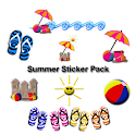 Summer Sticker Pack icon