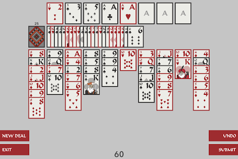 Forty Thieves Solitaire- screenshot thumbnail