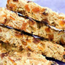 Apricot Oat Bars - Wheat Free