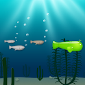 Androfish live icon