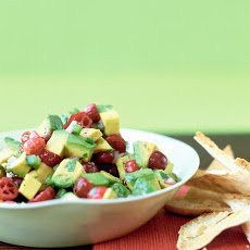 Cranberry-Avocado Salsa