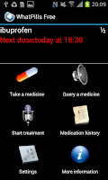 Screenshot of NFC Talking Pill Reminder