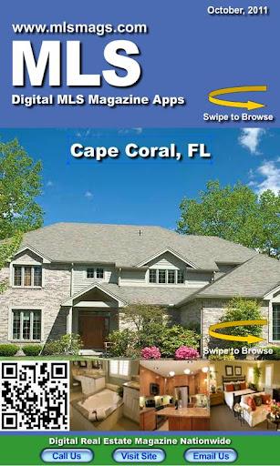 Cape Coral Real Estate MLS Mag