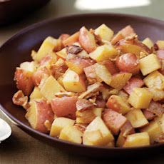 Bacon-Butter Potatoes