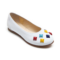 Fendi Decorated Pump JUNIOR BALLENNA