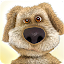 App Talking Ben the Dog APK for smart watch