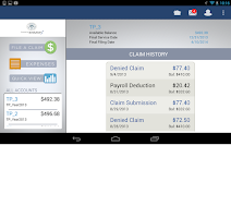 Screenshot of CPA Flex Mobile