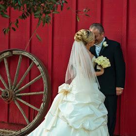 Bride and Groom by Barn-U.jpg