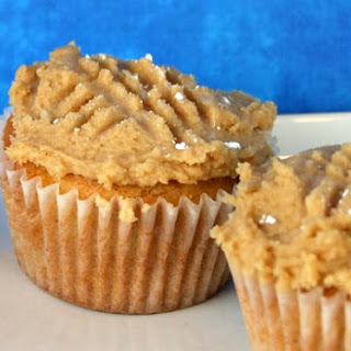 Peanut Butter Cookie Cupcakes Recipes