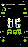 Screenshot of Camper Leveler - Free Edition