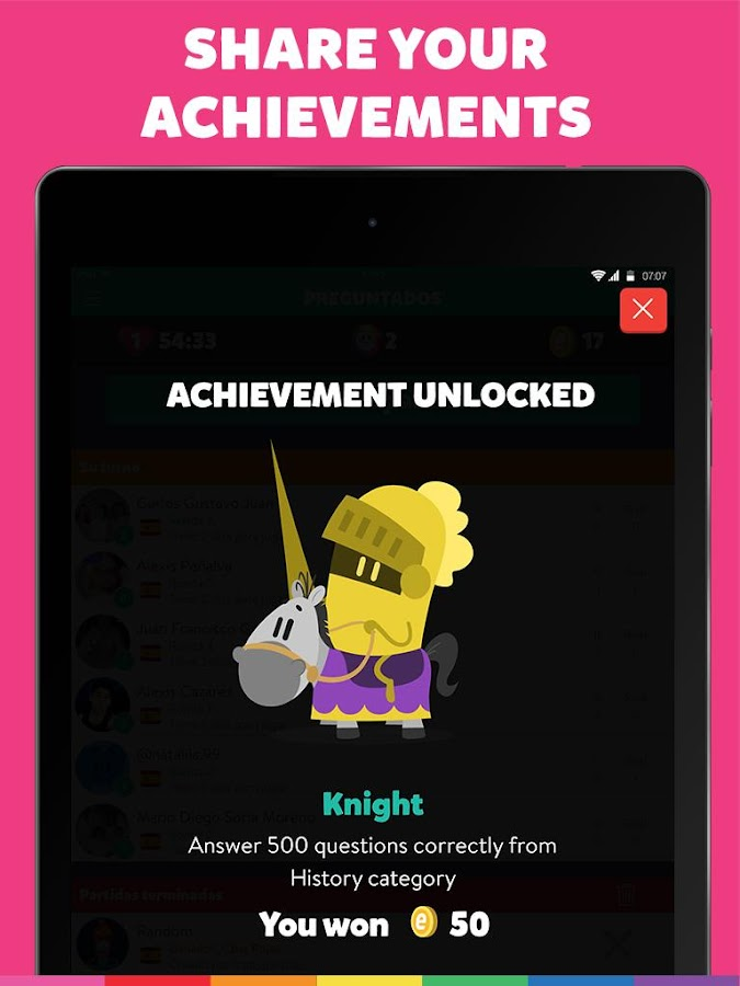 Trivia Crack (Ad free) Screenshot 13