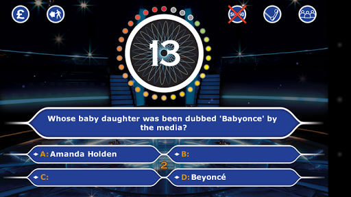 Who Wants To Be A Millionaire? - screenshot