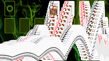 Screenshot of East Heaven Solitaire