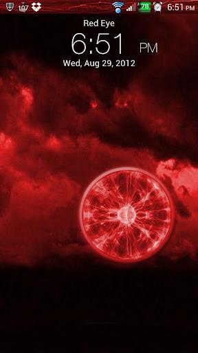 紅色的能量感3.6皮膚