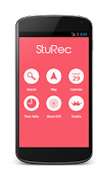 Screenshot of StuRec
